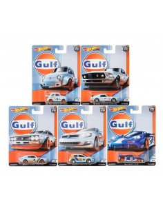 Real Riders - Car Culture Gulf Series SET x5 models
