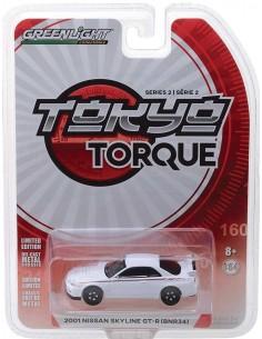"""Nissan Skyline GT-R R34 2001 """"Tokyo Torque Series 2"""""""