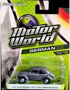 "Volkswagen Type 1 1950 Split Window ""Motor World Series 15"""