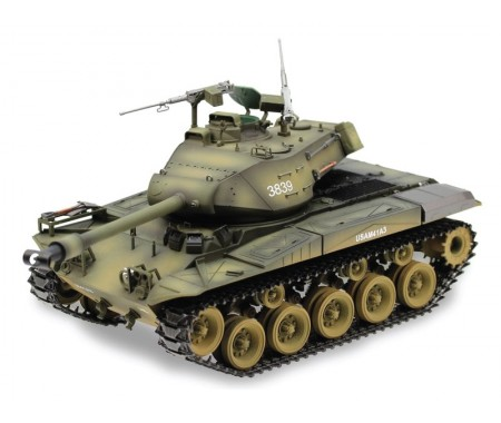 M41 Walker Bulldog green BB