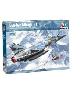Bye-bye Mirage F.1