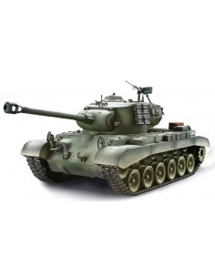 M26 Pershing Snow Leopard green BB
