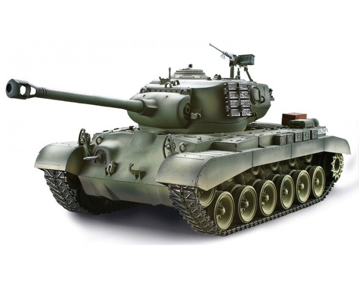 Torro - 1112873426 - M26 Pershing Snow Leopard green BB  - Hobby Sector