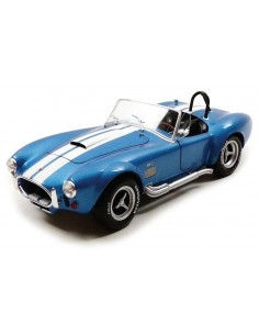 Solido - S1850017 - A/C COBRA 427 MKII METALLIC BLUE 1965  - Hobby Sector