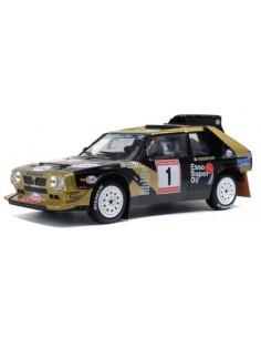 Lancia Delta S4 Tabaton Rally Principe Asturias 1986