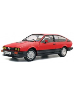 ALFA ROMEO GTV6 - RED 1984