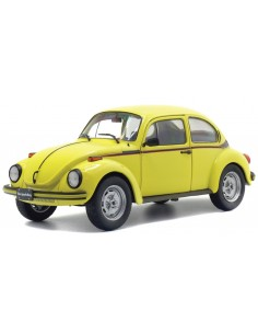 VW BEETLE SPORT BRILLANT GELB 1974