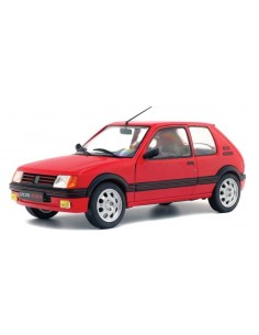 PEUGEOT 205 GTI PHASE 1 - RED