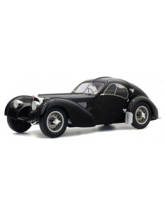 BUGATTI ATLANTIC TYPE 57 SC - 1937 BLACK