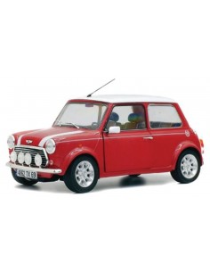 MINI COOPER SPORT NIGHTFIRE RED 1997