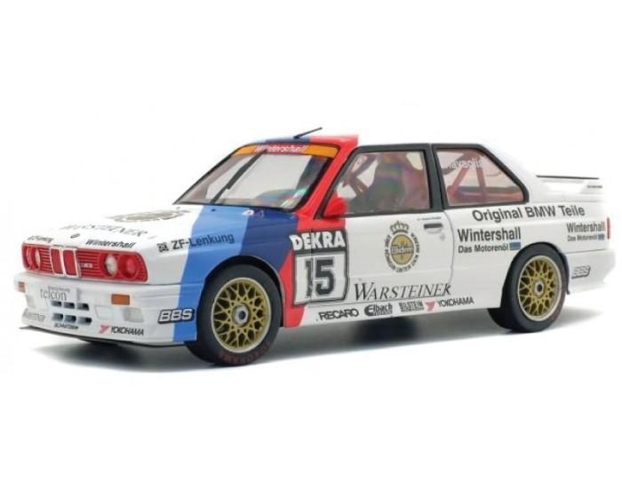 BMW E30 DTM Ravaglia 1989 Gr. A Nuburgring