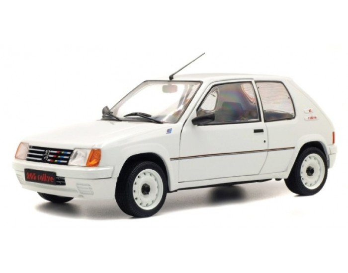 Peugeot 205 rally phase 1