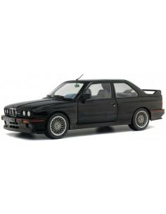 Solido - S1801501 - BMW E30 M30 SPORT EVO BLACK  - Hobby Sector