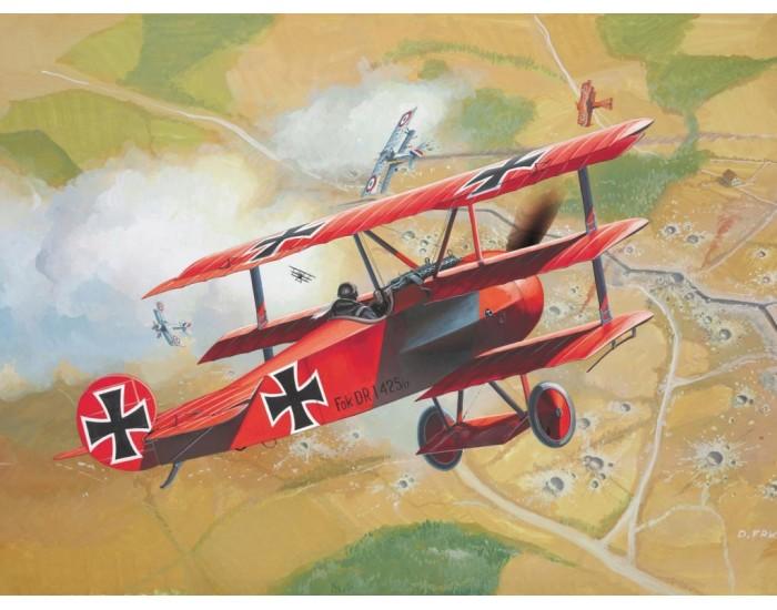 Revell - 04116 - Fokker Dr. 1 Triplane  - Hobby Sector
