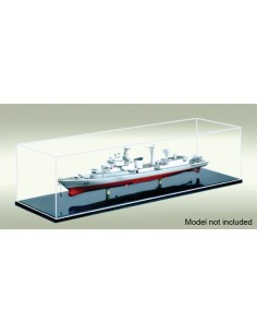 Trumpeter - 09805 - Display Case for Distroyer / Aircarft Carrier  - Hobby Sector