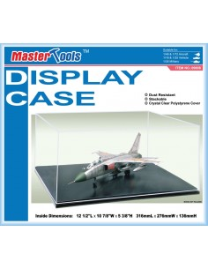 Display Case for Aircraft / Military Vehicle