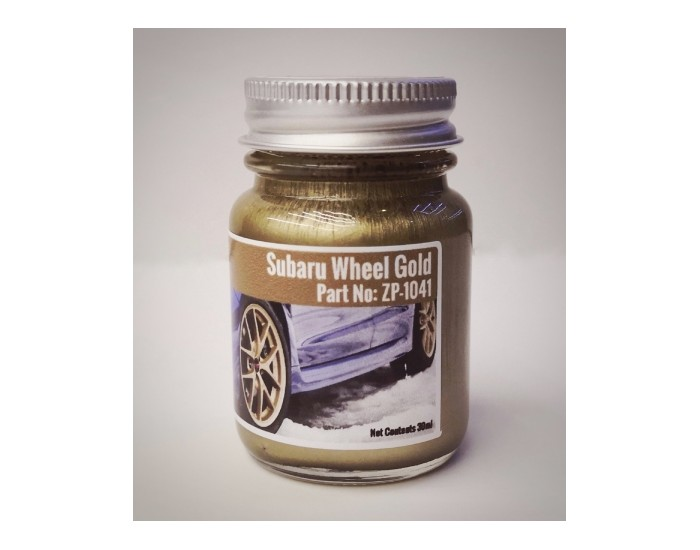 Subaru Wheel Gold 30ml