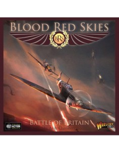 Warlord Games - 771510001 - Blood Red Skies - Battle Of Britain  - Hobby Sector