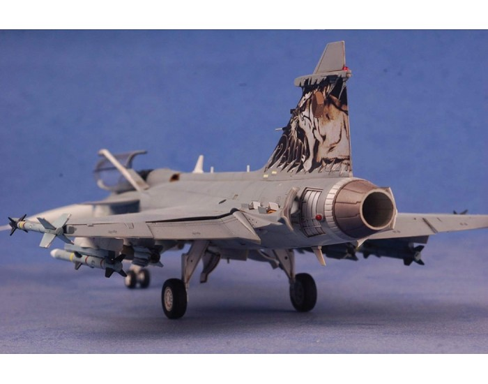 Kitty Hawk - KH80117 - Jas-39A/C Gripen  - Hobby Sector