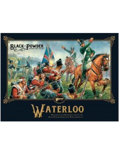 Warlord Games - 301510002 - Waterloo - Black Powder 2nd edition Starter Set  - Hobby Sector