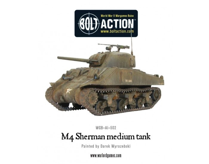 M4 Sherman Medium Tank