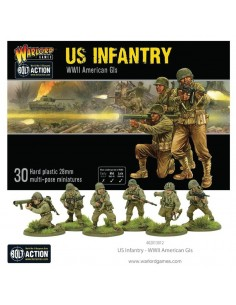 US Infantry - WW2 American GIs
