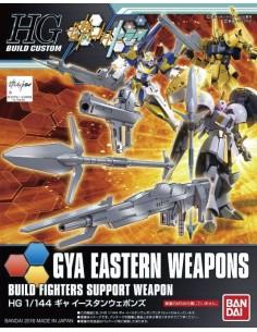 HG GYA Eastern Weapons