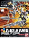 HG GYA Eastern Weapons