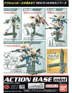 Action Base Mini Gray