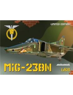Eduard - 11132 - Mig-23BN Limited Edition  - Hobby Sector