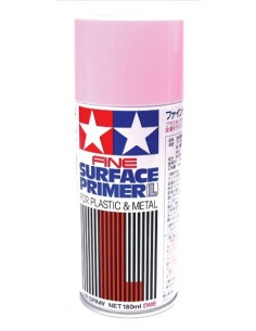 Tamiya Fine Surface Primer (L) PINK - 180ml