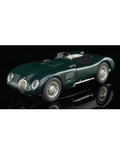 Jaguar C-Type, 1952 (British Racing Green)