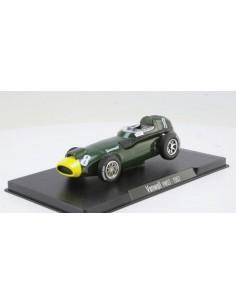 Vanwall VW57 - Stirling Moss 1957