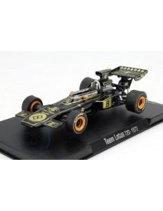 Team Lotus 72D Emerson - Fittipaldi 1972