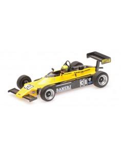 Van Diemen RF82 Ayrton Senna Formula Ford 2000 Champion 1982