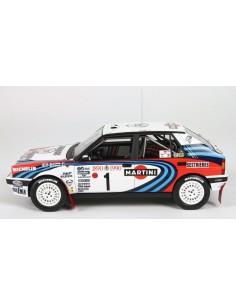 Lancia Delta HF Integrale 16V Rally Monte Carlo 1990 Biason - Siviero N1