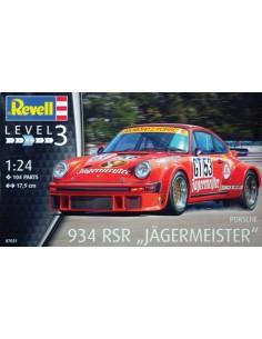 Porsche 934 RSR Jagermeister