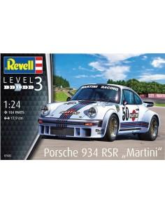 Revell - 07685 - Porsche 934 RSR Martini  - Hobby Sector