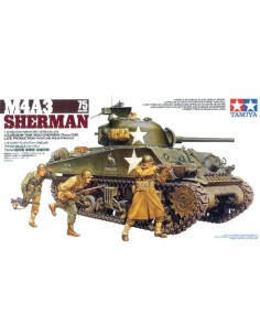 SHERMAN M4A3 75MM