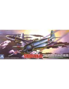 SHIDENKAI Kawanishi NIK2-JA with rocket launcher