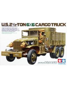 U.S. 2 1/2-Ton 6X6 Cargo Truck