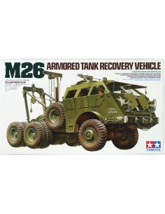 M26 Army Tank Recovery Vehicle