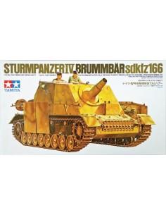 SturmpanzerIV Brummbar sdkfz166