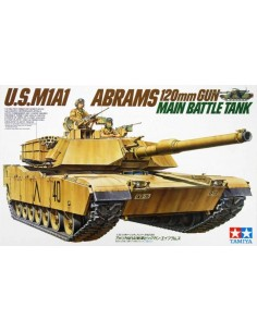 M1A1 Abrams 120mm Gun Main Battle Tank