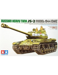 Tamiya - 35289 - Russian Heavy Tank JS-2 Model 1944 ChKZ  - Hobby Sector