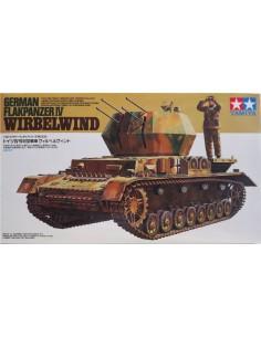German Flakpanzer IV Wirberlwind