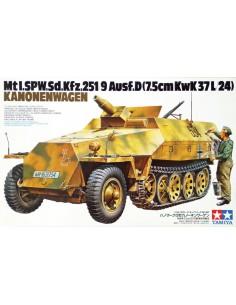 MtI.SPW.Sd:Kfz.251/9 Ausf.D KANONENWAGEN