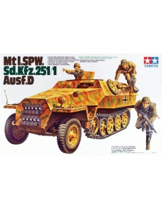 Mt I.SPW. Sd.Kfz.251/1 Ausf.D