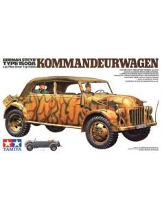 kommandeurwagen German Steyr Type 1500A