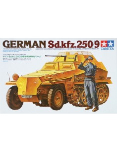 German Sd.kfz250/9